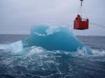 Sampling the green iceberg - Dec 2005