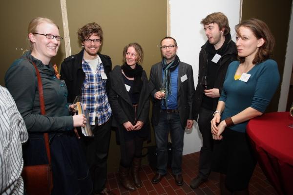 Kustforum 2012 - receptie1