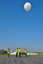 2011.09.29 Recuperatie weerballon HOWEST