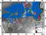 Flood hazard maps 2050s