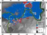 Flood hazard map 2080s