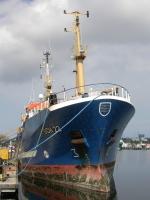 Vissersschip SCH.22