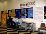 ENCORA stand at Littoral 2006