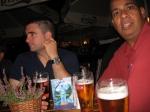 Evening beer in Gdansk