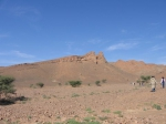 station 2 Kess-Kess mounds, Hamar Laghdad, Morocco