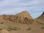 station 4 Kess-Kess mounds, Hamar Laghdad, Morocco
