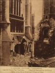(1919). Souvenir de la Guerre = van den Oorlog = of the War 1914-1918. Ruines Ostende. <i>Documents Historiques = Historische Dokumenten = Historical Documents</i>. Marco Marcovici: Bruxelles. 10 photocards pp.