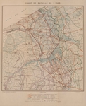 (1919). Itinerary and map of the Yser front: interesting places to be visited; defences; means of communication. 1914. Maison d'édition Albert de Boeck: Bruxelles.  1 folded map pp.