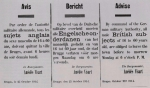 <B>Ryheul, J.</B> (1997). Marinekorps Flandern 1914-1918. E.S. Mittler & Sohn: Hamburg. ISBN 3-8132-0541-X. 280 pp.