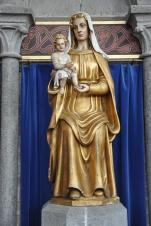 Onze-Lieve-Vrouw-Bezoekingskerk, Lissewege