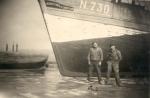 N.730 Hernieuwen in Christus (Bouwjaar 1939) op kuisbank Nieuwpoort
