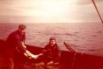 Aan boord van de N.715