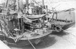 O.20 Pater Reyn  (bouwjaar 1942) naast de O.50 Jeep I  (bouwjaar 1943)