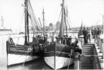 O.84 Europa  (bouwjaar 1931) en de O.10 Jose - Adrienne - Rachel  (bouwjaar 1926)