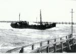 N.211 bij overstroming 1953
