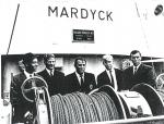 Bemanning N.709 Mardyck (Bouwjaar 1969), author: Onbekend