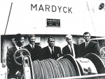 Bemanning N.709 Mardyck (Bouwjaar 1969)