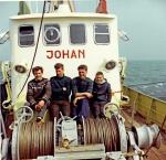 Bemanning N.738 Johan (bouwjaar 1965)