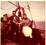 Alain Vanbillemont met mooie vangst