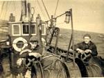 Bemanning N.732 O.L.V. van Vlaanderen (bouwjaar 1934)