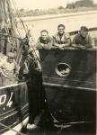 Vissers aan boord