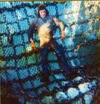 Visser op net