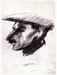 Henri Cattoor, eigenaar Café Rembrandt te Zeebrugge