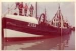 Z.733 Heldenhulde (Bouwjaar 1936) op kuisbank Zeebrugge.