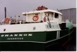 Z.186 Shannon (Bouwjaar 1991) in aanbouw