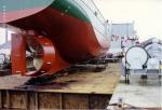 Tewaterlating casco Z.186 Shannon (Bouwjaar 1991)