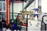 Hulpmotor met verscheidene afsluitkranen van Z.186 Shannon (Bouwjaar 1991), author: Onbekend