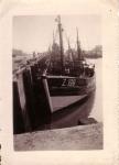 Z.199 Pax (bouwjaar 1945) in haven Zeebrugge