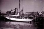 Jacht op kuisbank Zeebrugge