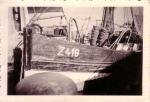 Z.418 Debra-Huysseune (bouwjaar 1922) vanop de kade, author: Onbekend