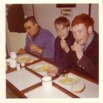 Omelet met stutje op de O.29 Broodwinner (Bouwjaar 1967), author: Onbekend