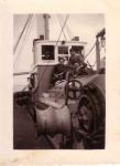 Op de brug van Z.540 Neptune (Bouwjaar 1945), author: Onbekend