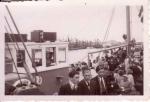 Doop Z.540 Orion (Bouwjaar 1945) te Zeebrugge