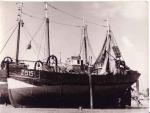 Z.515 Madeleine-Raymond (Bouwjaar 1931) op kuisbank