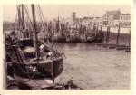 Z.104 Zeehond (Bouwjaar 1944) in oude vissershaven Zeebrugge