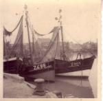Z.499 Jean-Marcel (Bouwjaar 1938) en Z.809 (Bouwjaar 1943)