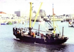 O.32 loopt haven Oostende uit