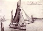 H.4 loopt haven Zeebrugge binnen