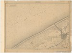 &lt;B&gt;Vander Maelen, Ph.&lt;/B&gt; (1846-1856). Nieuport 114. <i>Carte topographique de la Belgique, dressée sous la direction de Ph. Vander Maelen à l'échelle de 1 à 20.000</i>. Etablissement géographique de Bruxelles fondé par Ph. Vandermaelen: Bruxel