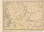 Vander Maelen, Ph. (1846-1856). L'Écluse 26. Carte topographique de la Belgique, dressée sous la direction de Ph. Vander Maelen à l'échelle de 1 à 20.000. Etablissement géographique de Bruxelles fondé par Ph. Vandermaelen: Bruxell