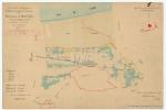 &lt;B&gt;Smagghe <i>et al.</i>&lt;/B&gt; (1853). Commune d'Adinkerke. Province de Flandre Occid.le. Arrondissement de Furnes. Canton de Furnes, N.° 1. <i>Carte de Belgique. Réduction des plans cadastraux</i>. Dépot de la Guerre: Bruxelles. 1 map pp.