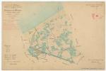 &lt;B&gt;Smagghe <i>et al.</i>&lt;/B&gt; (1853). Commune de Breedene. Province de Flandre Occid.le. Arrondissement d'Ostende. Canton d'Ostende. N.° 29. <i>Carte de Belgique. Réduction des plans cadastraux</i>. Dépot de la Guerre: Bruxelles. 1 map pp.