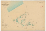 Commune de Coxyde - 1853