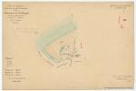 &lt;B&gt;Wilverth <i>et al.</i>&lt;/B&gt; (1853). Commune de Lombartzyde. Province de Flandre Occid.le. Arrondissement d'Ostende. Canton de Nieuport. N.° 113. <i>Carte de Belgique. Réduction des plans cadastraux</i>. Dépot de la Guerre: Bruxelles. 1 map pp