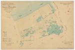 &lt;B&gt;Doyers <i>et al.</i>&lt;/B&gt; (1853). Commune d'Oostdunkerke. Province de Flandre Occid.le. Arrondissement de Furnes. Canton de Nieuport. N.° 142. <i>Carte de Belgique. Réduction des plans cadastraux</i>. Dépot de la Guerre: Bruxelles. 1 map pp.
