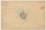 &lt;B&gt;Wilverth <i>et al.</i>&lt;/B&gt; (1853). Commune d'Ostende. Province de Flandre Occid.le. Arrondissement d'Ostende. Canton d'Ostende. N.° 149. <i>Carte de Belgique. Réduction des plans cadastraux</i>. Dépot de la Guerre: Bruxelles. 1 map pp.